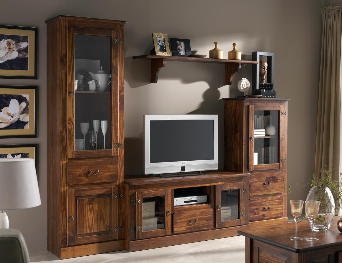 Composicion2 mueble salon comedor