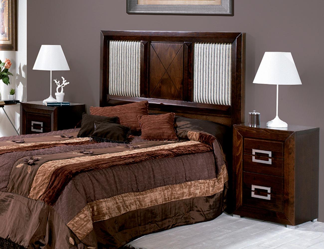Composicion25 dormitorio matrimonio detalle