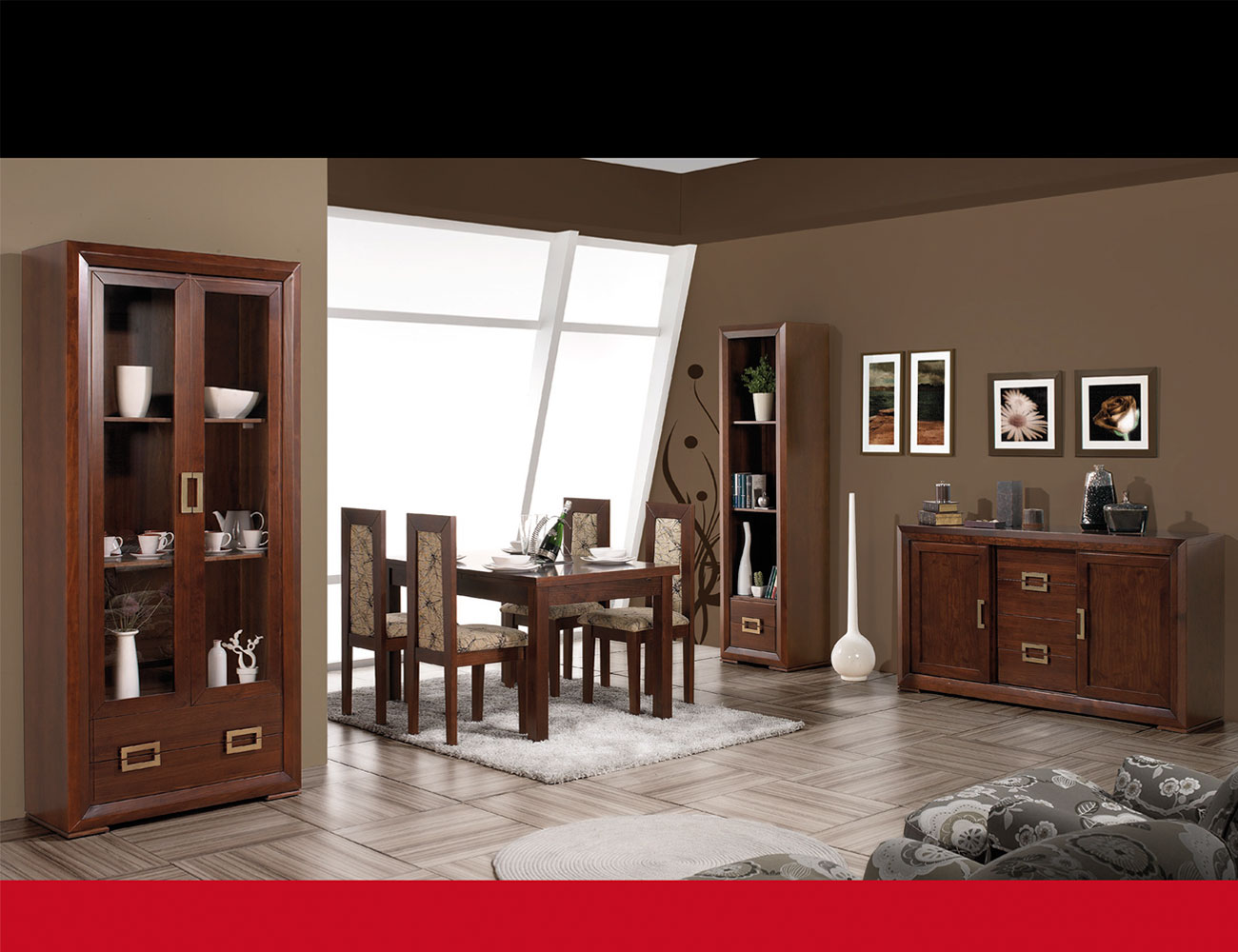 Composicion34 muebles salon comedor