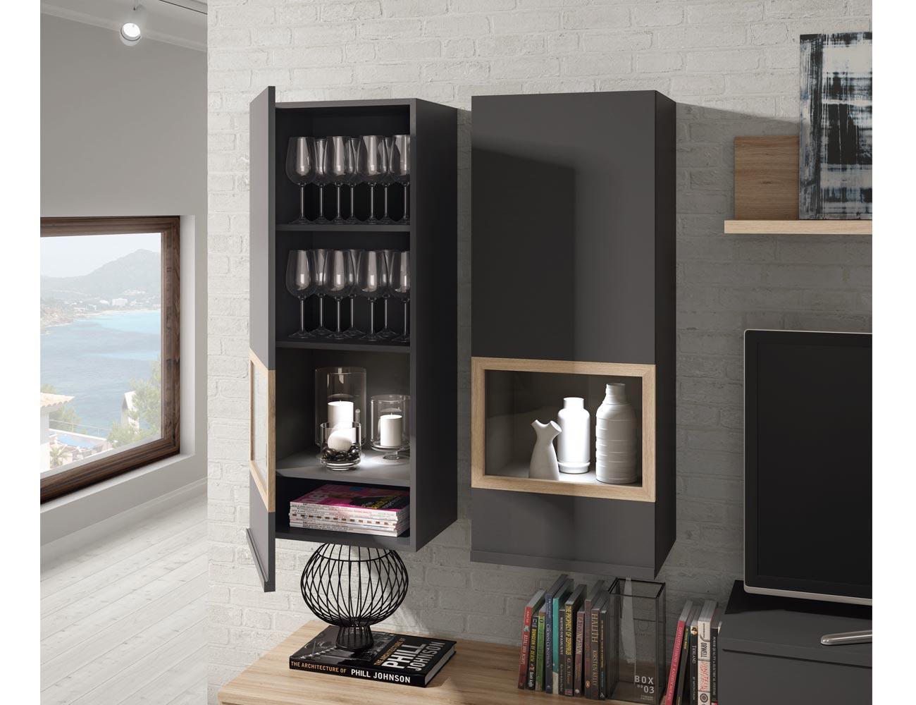 Detalle mueble alto neo