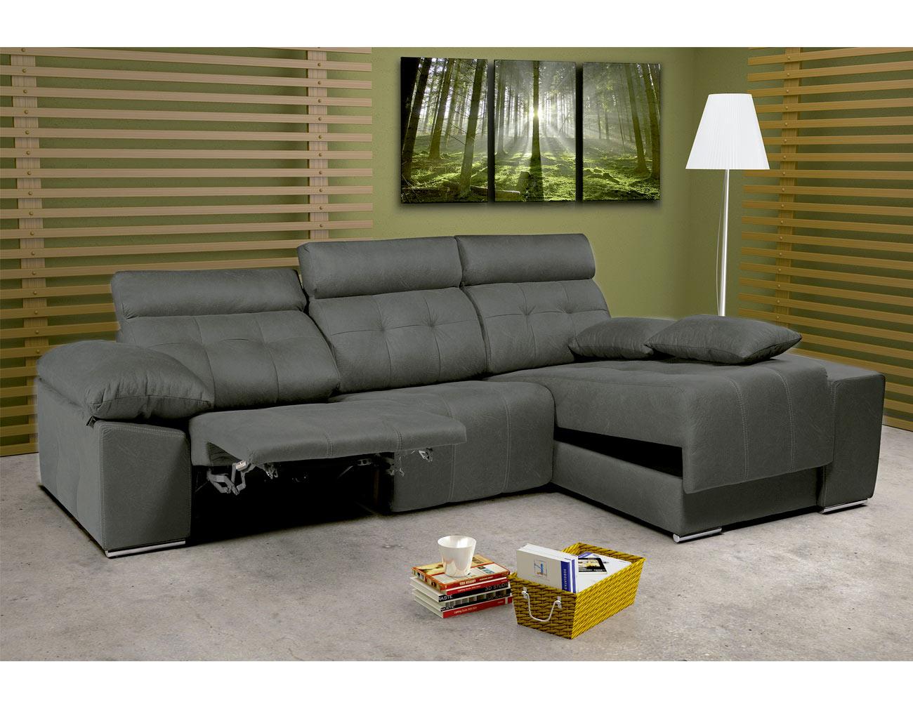 Sof de gran calidad en tejido jarama 19769 factory - Factory del sofa sevilla ...