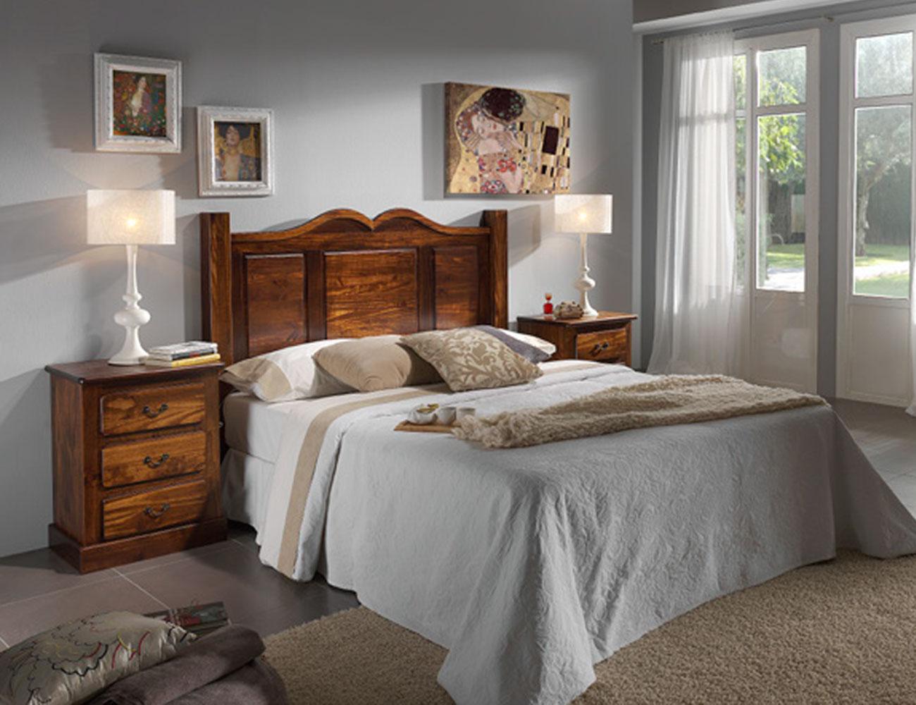 Dormitorio matrimonio detalle