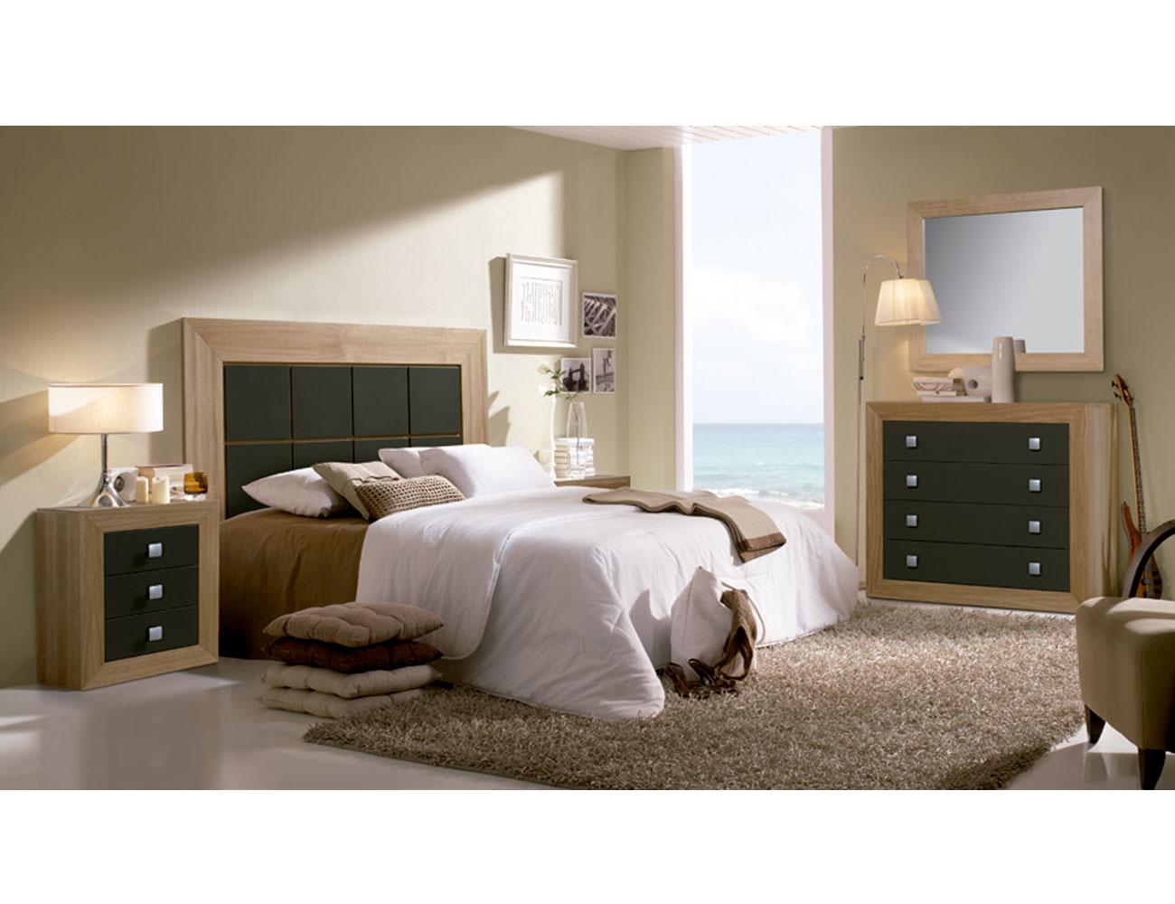 Dormitorio matrimonio kebec comoda1