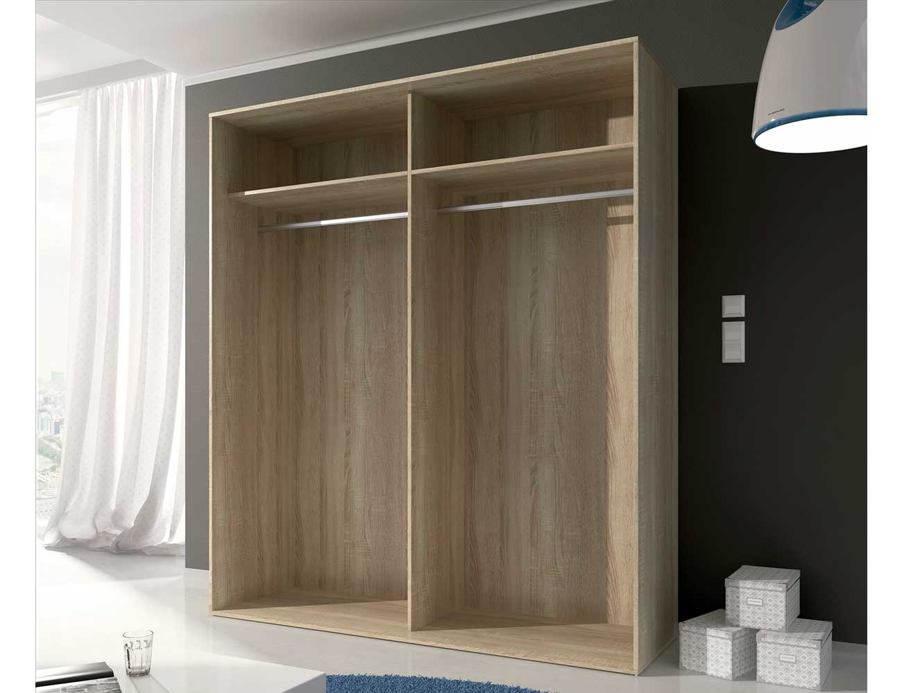 Interior armario correderas2