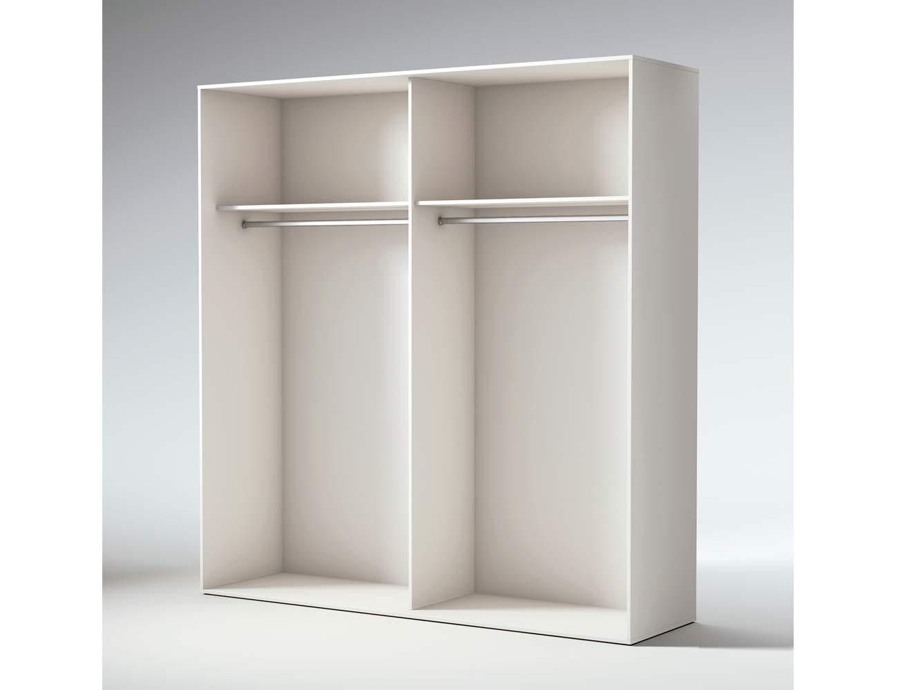 Interior armario puertas corredera blanco1