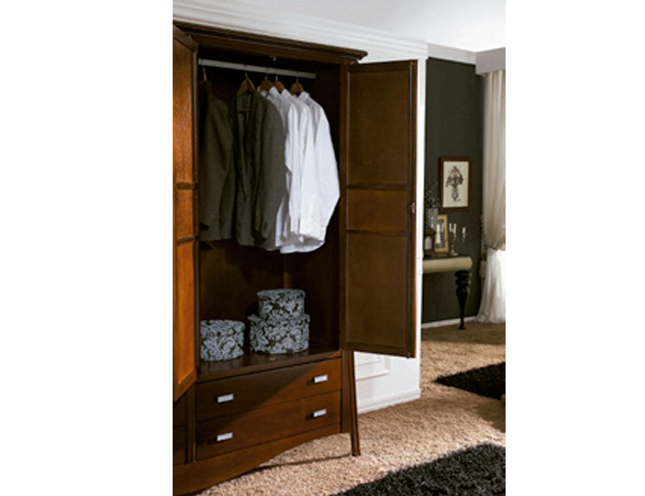 Interior armario versalles color155 tirador612