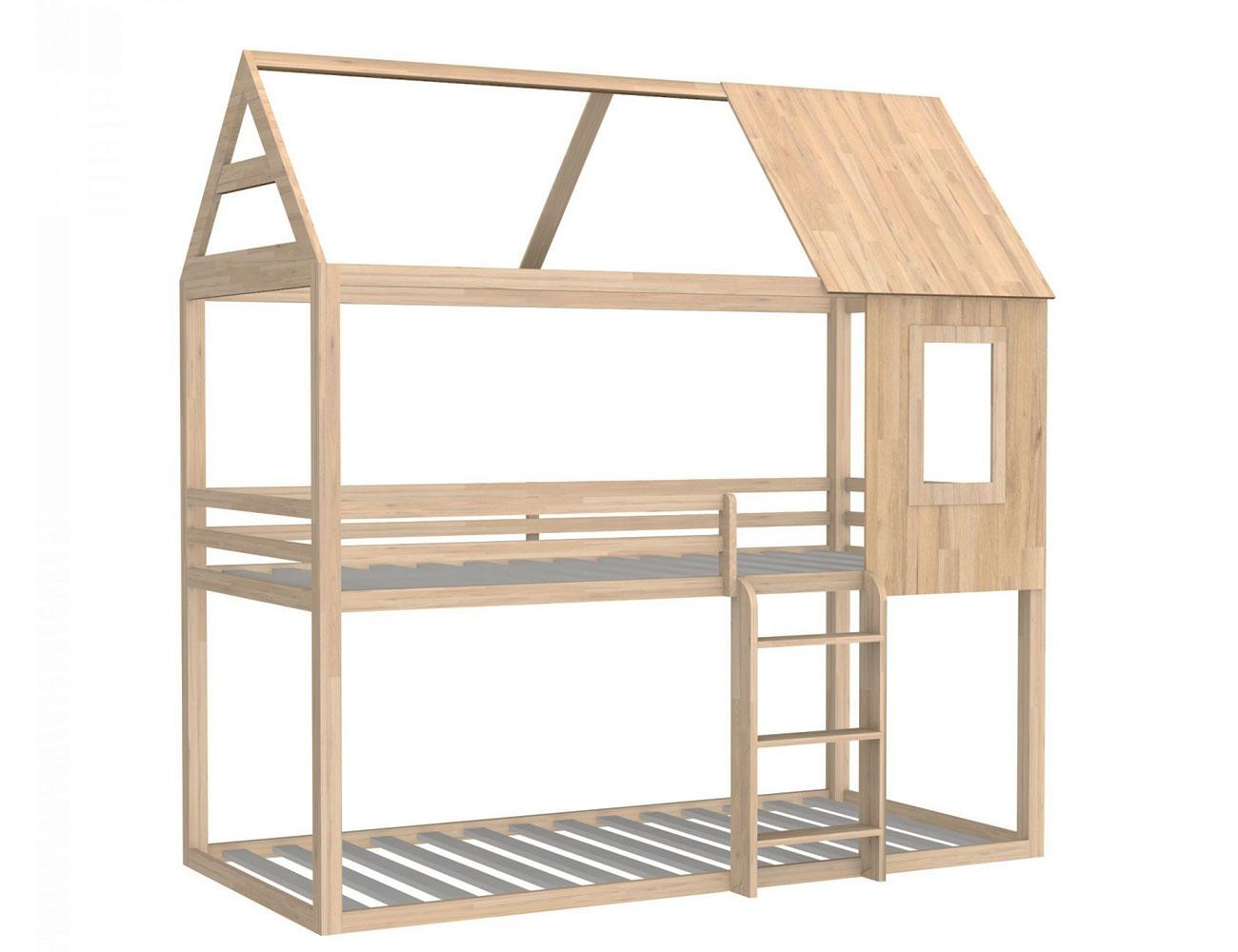Litera casa madera pino 1