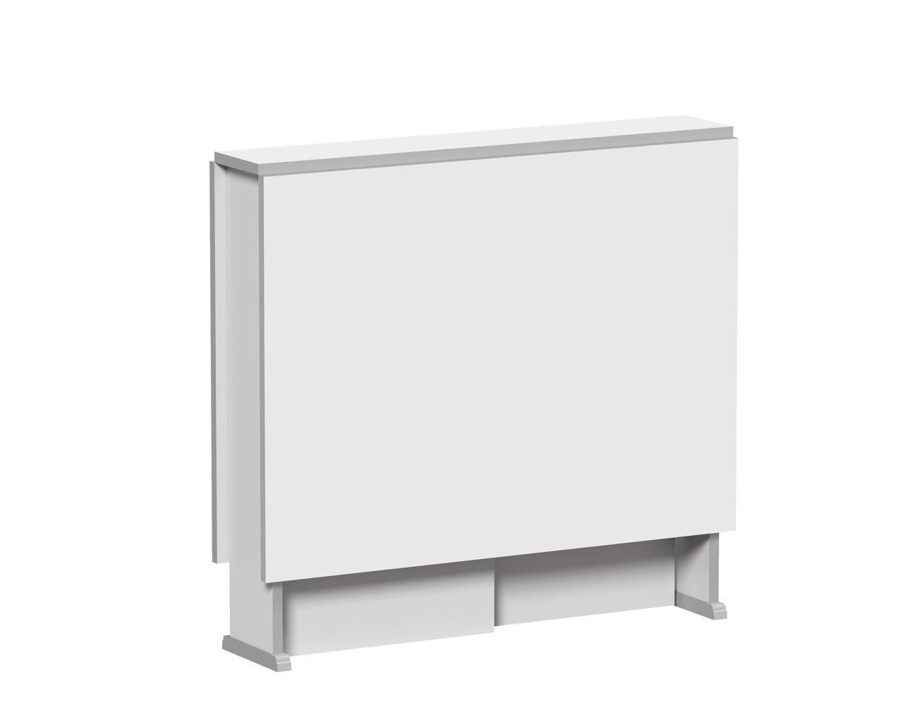 Mesa cocina elevable blanco 200