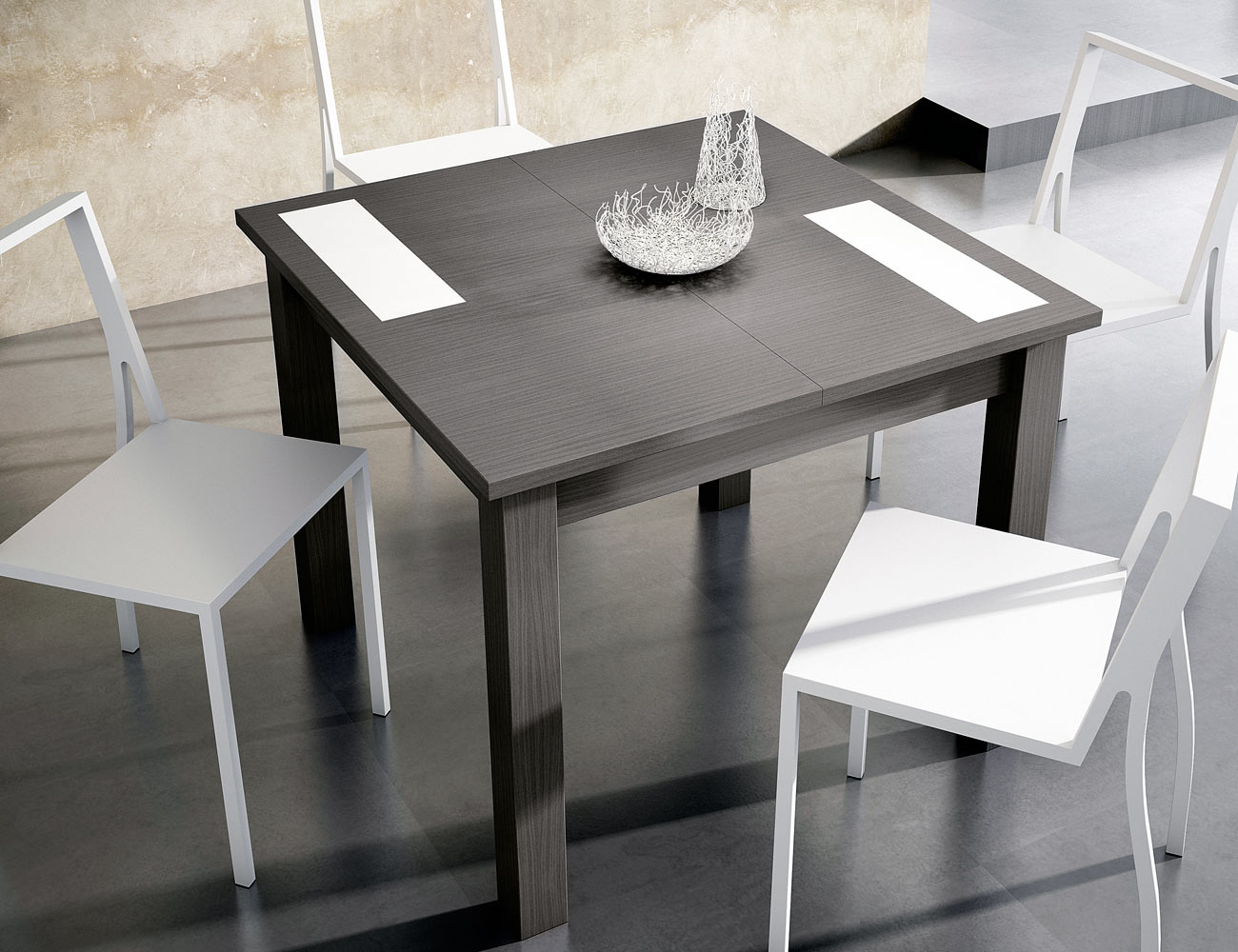 Awesome Mesas De Comedor Tipo Libro Contemporary - Casas ...