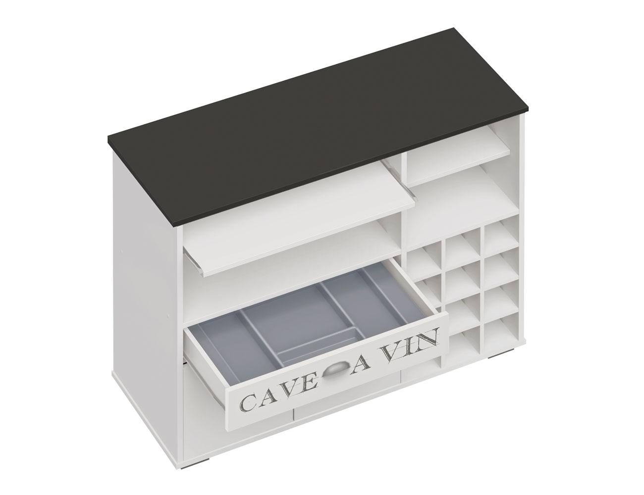 Mueble Buffet Para Cocina: Mueble aparador puertas cajones muebles ...