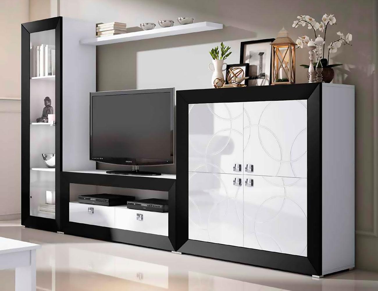 Mueble salon moderno 031
