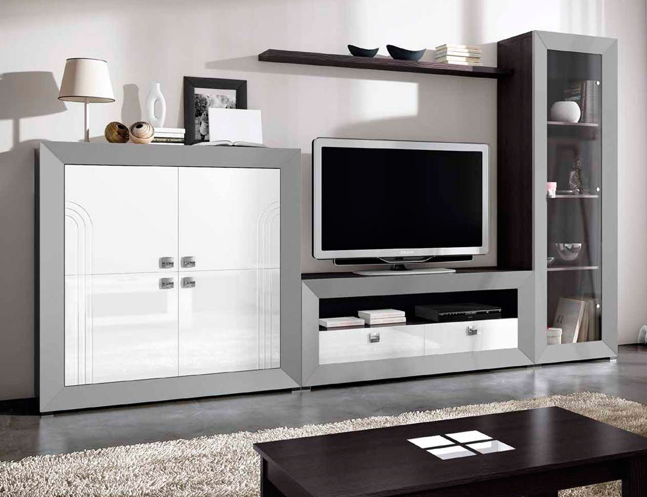 Mueble salon moderno 043