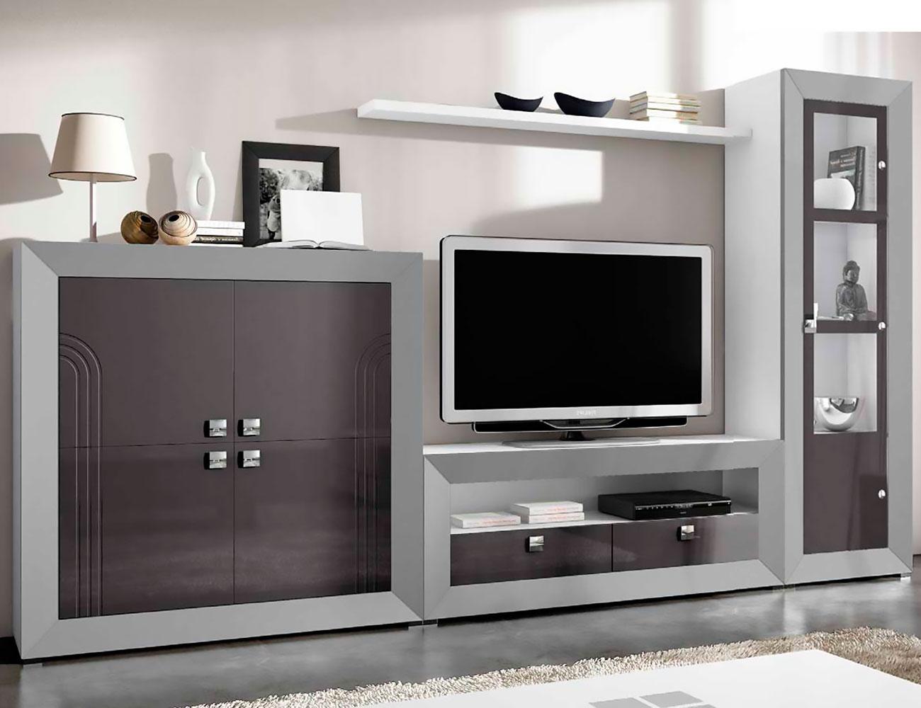Mueble salon moderno 072