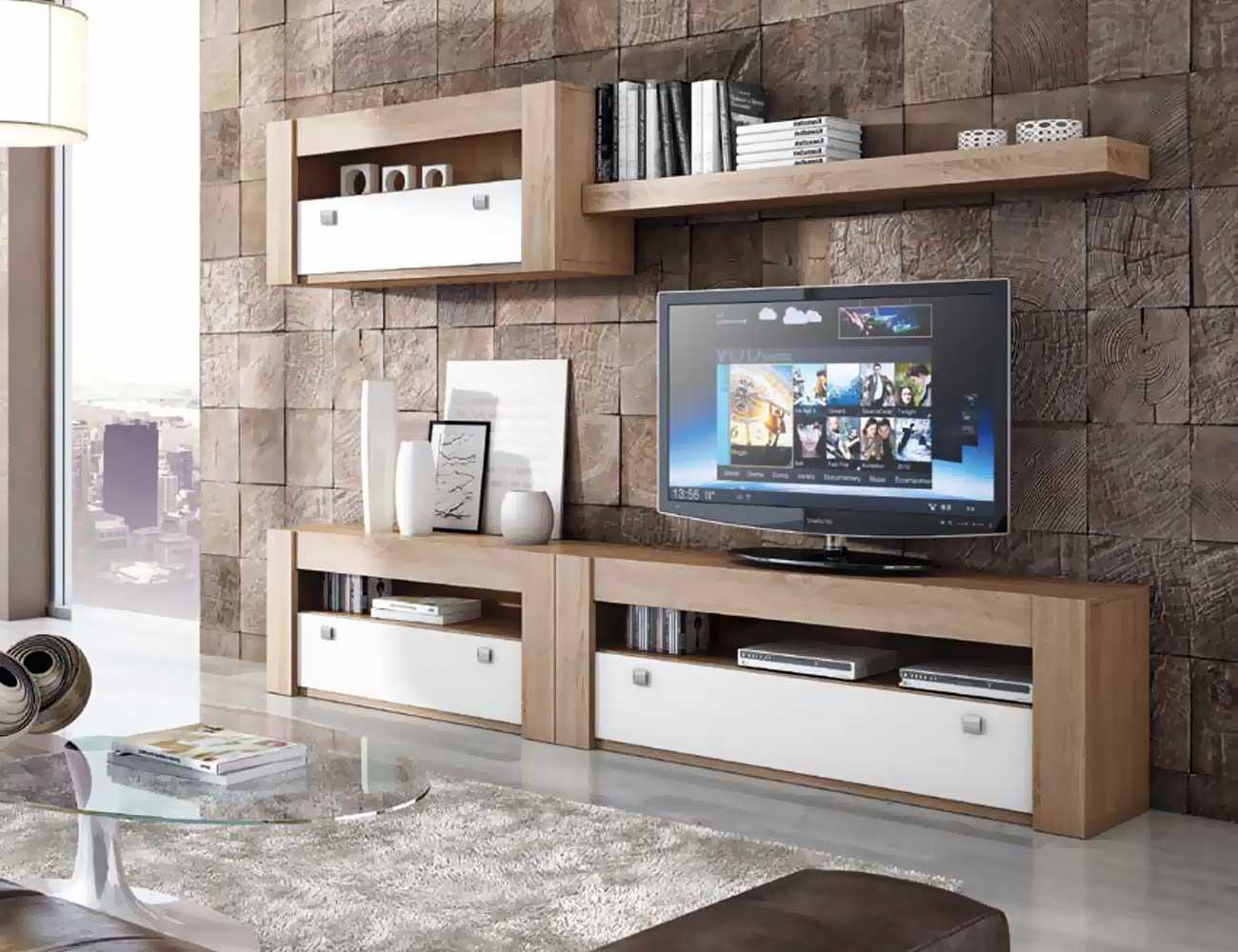 Mueble salon moderno comp