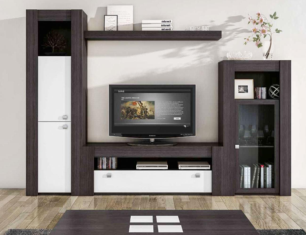 Mueble salon moderno comp02a