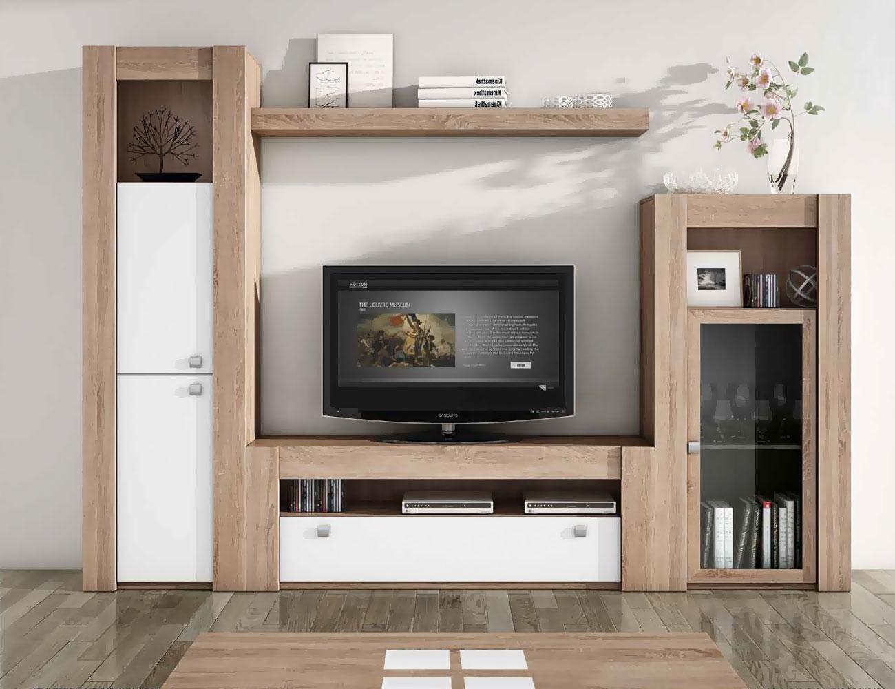 Mueble salon moderno comp02b