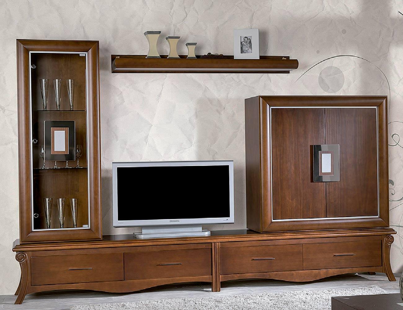 Mueble salon neoclasico color 150