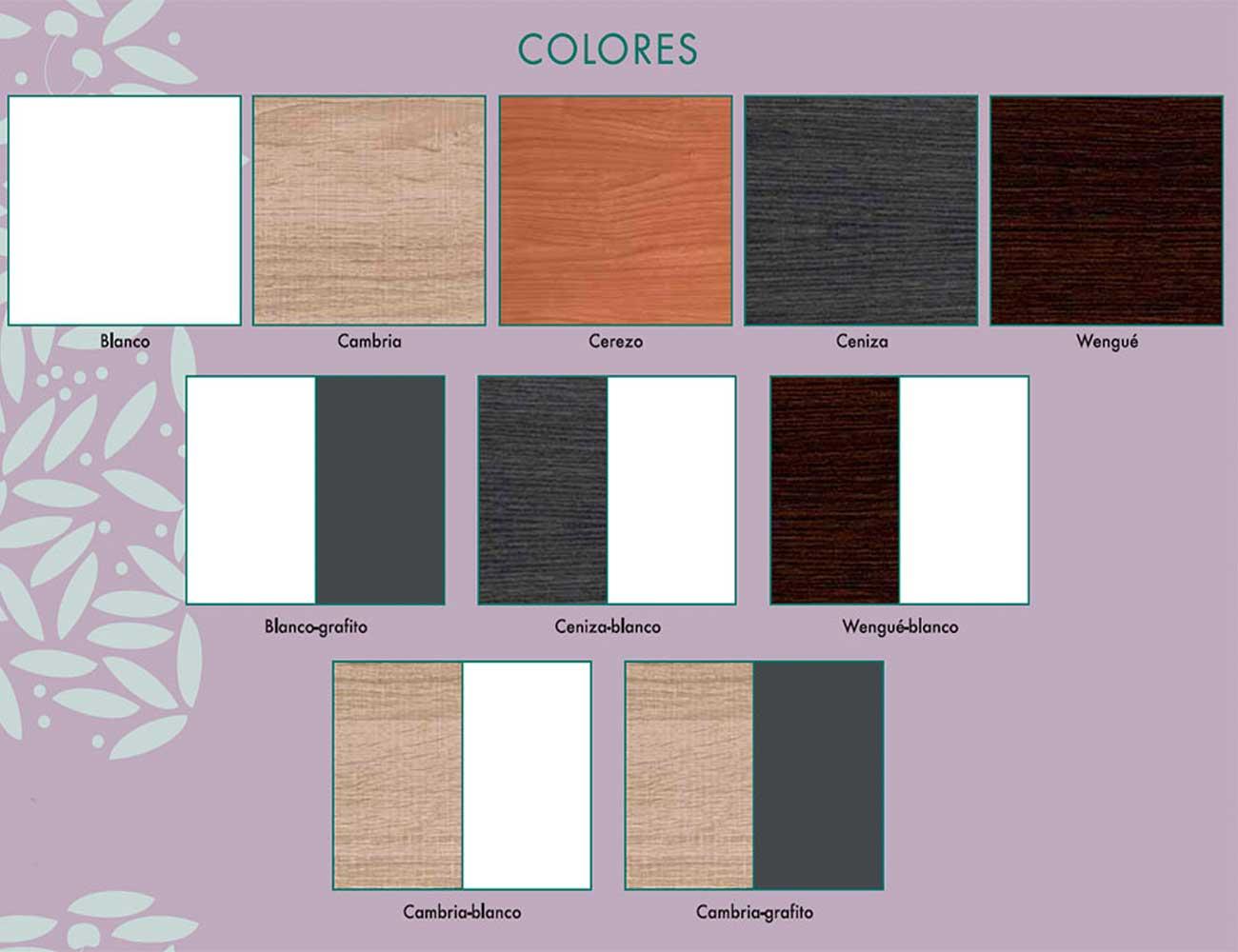 Salon colores