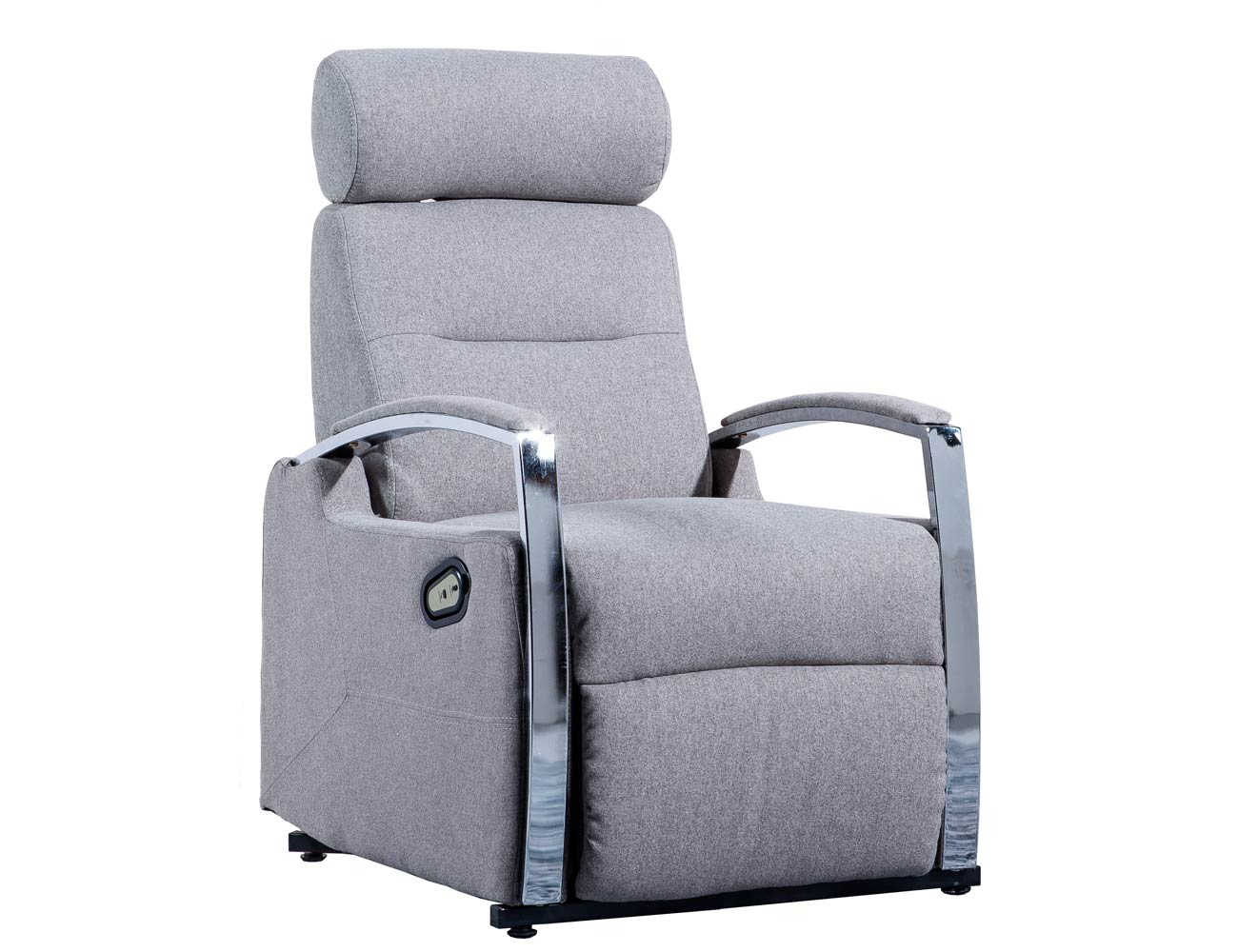 Sillon relax levanta personas power lift ceniza