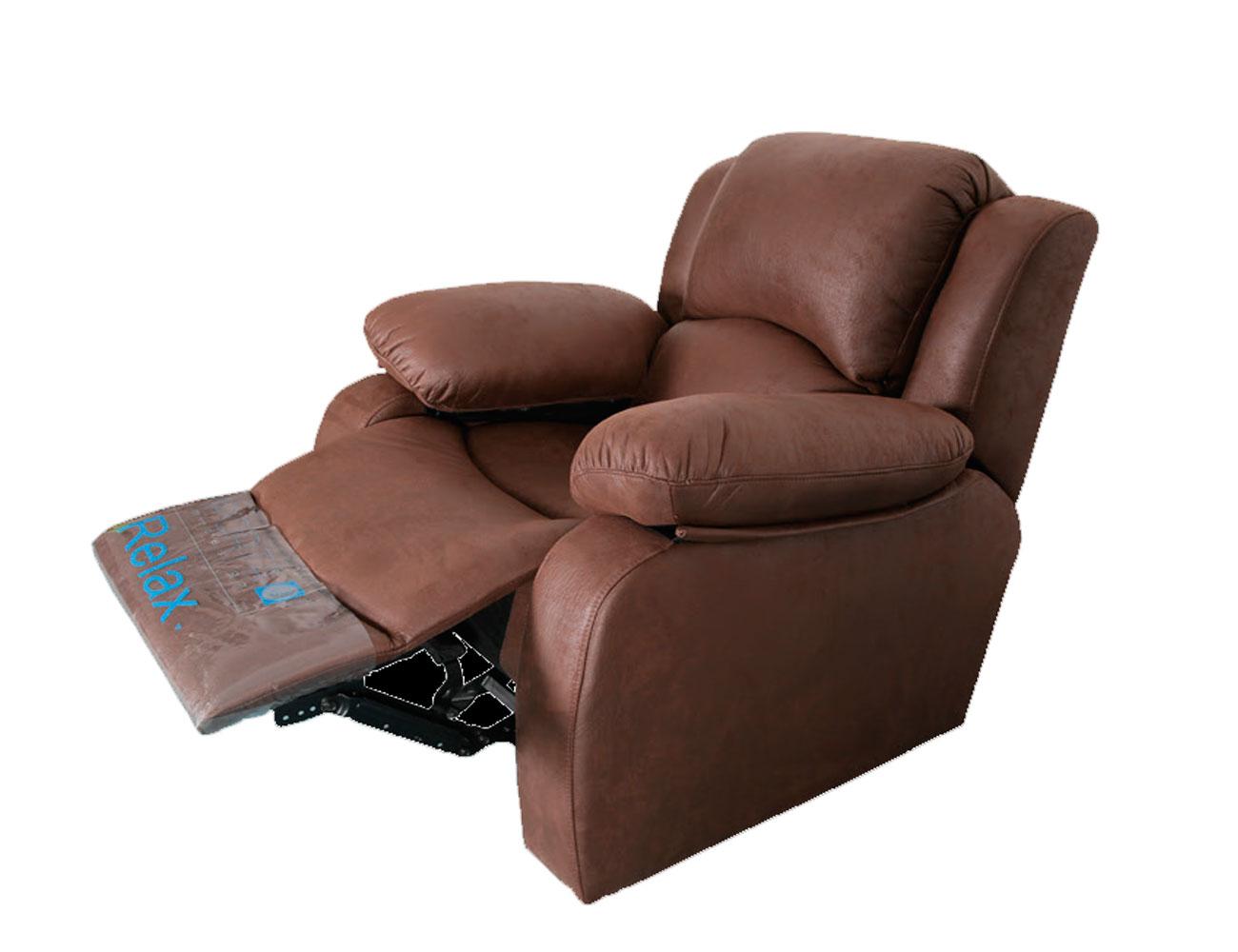 Sill n relax manual con sistema mecedora factory del mueble utrera - Sofa mecedora ...