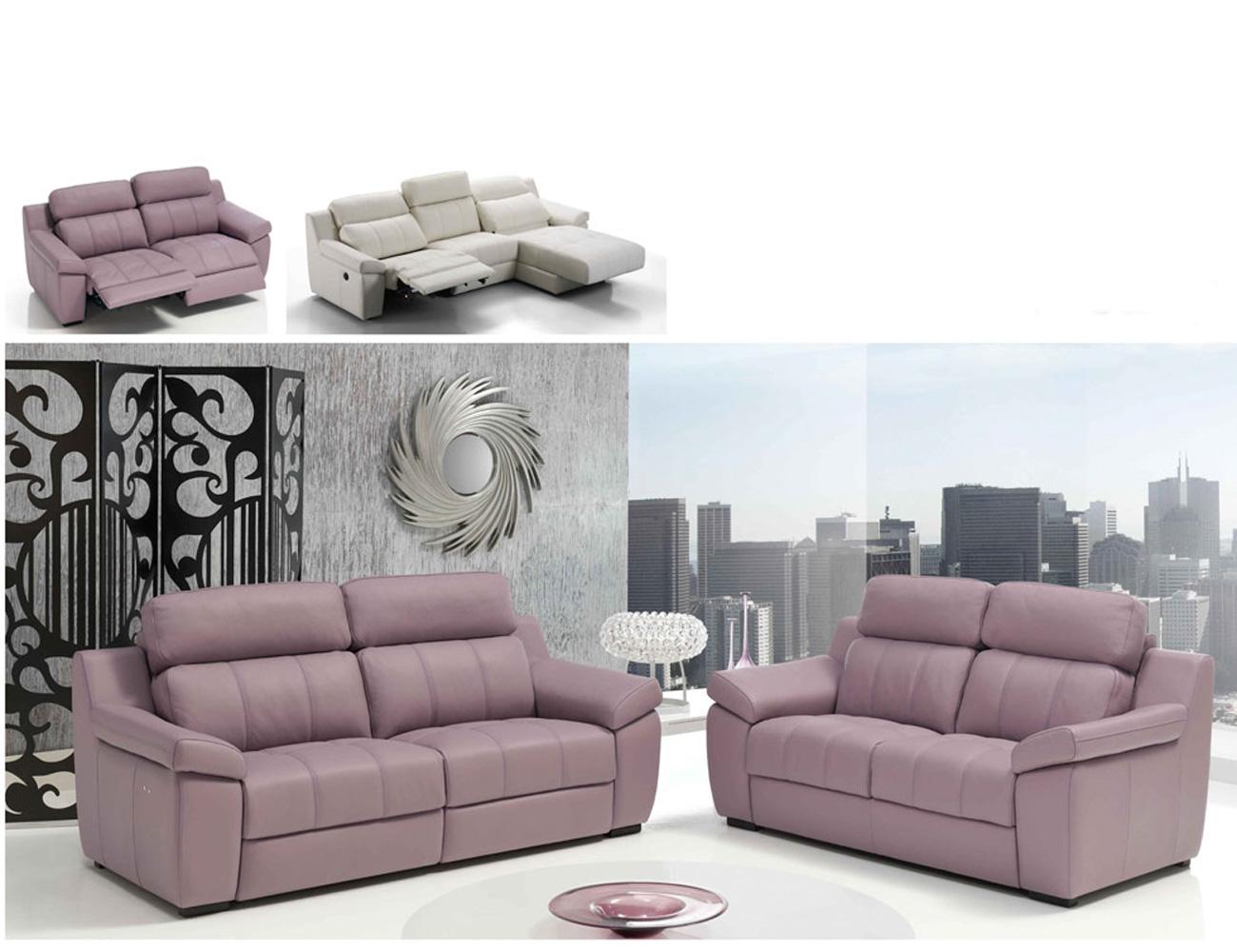 Sofa 3 2 relax electrico