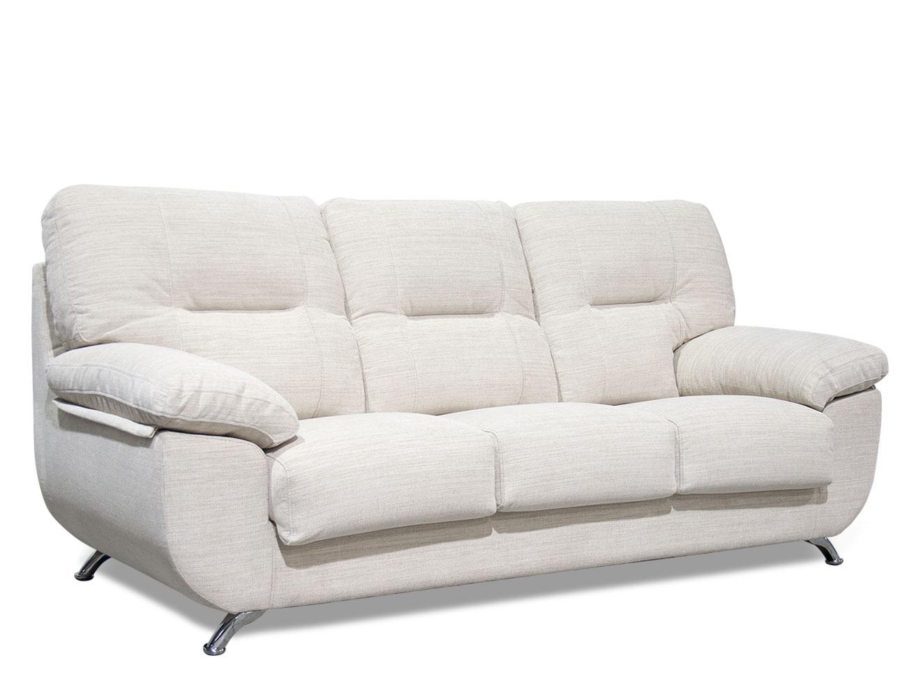 Sofa 3 asientos 214 cm