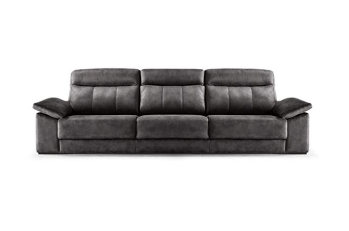 Sofa 3 plazas anti manchas 262cm