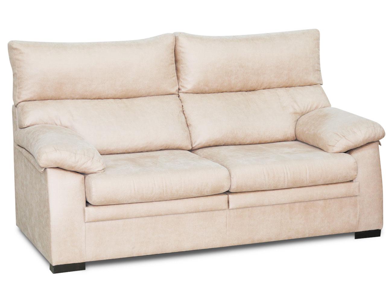 Sofa 3 plazas extraible surf blanco 2