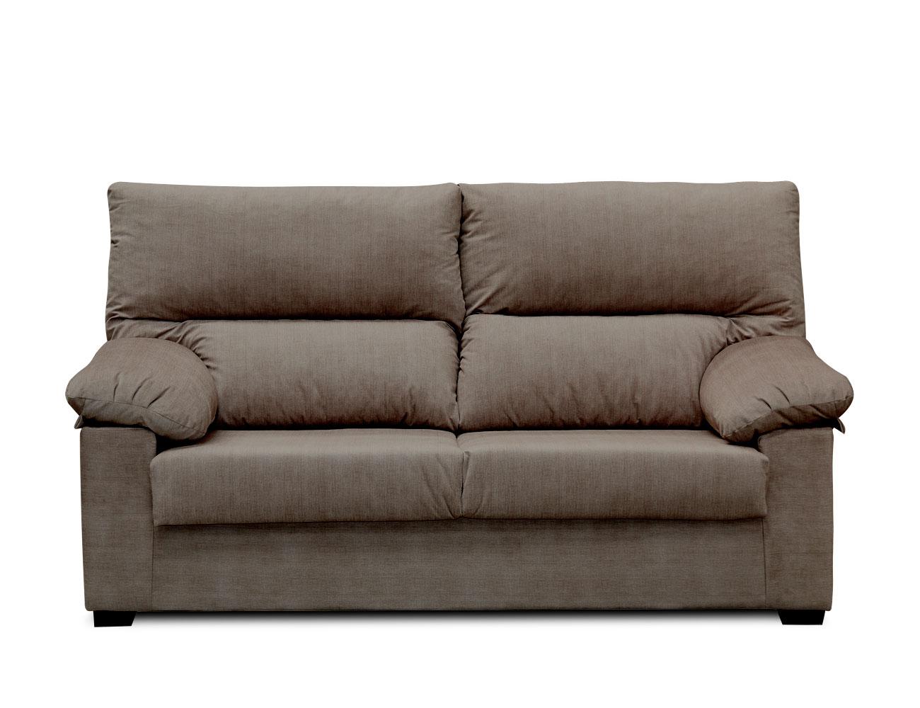 Sofa 3 plazas indiana moka 21
