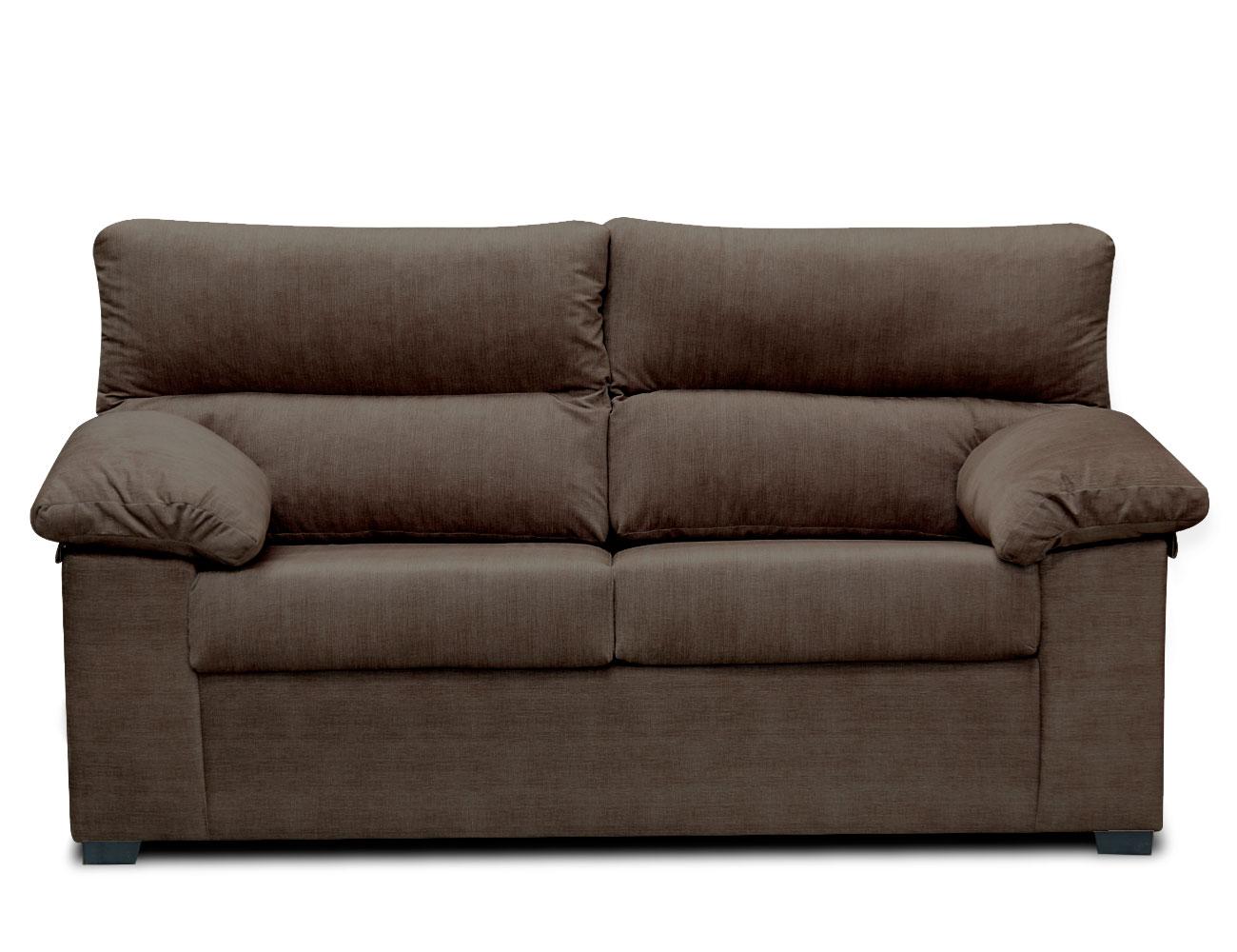 Sofa 3 plazas indiana trufa 2
