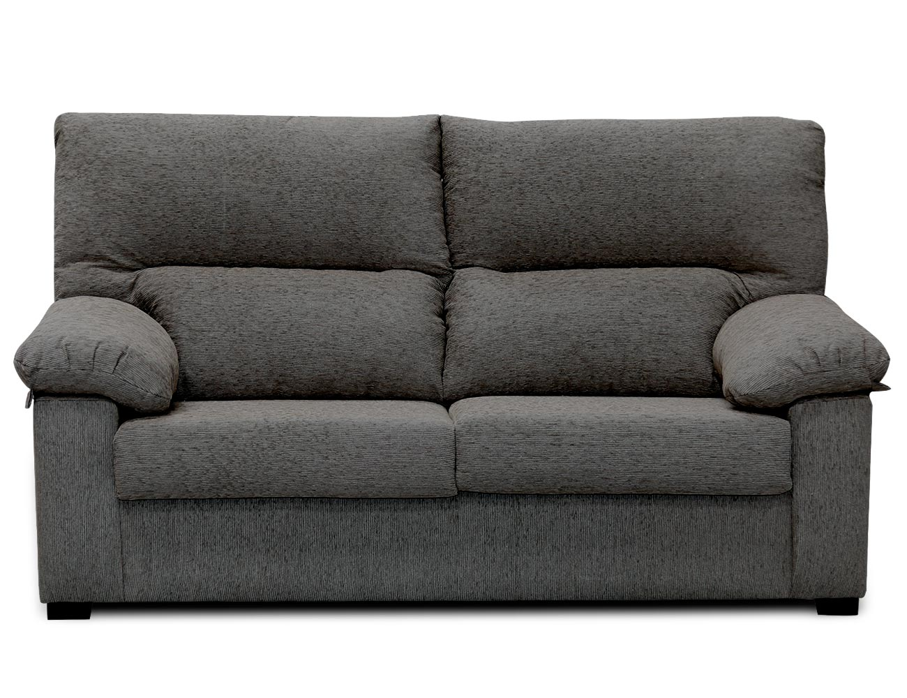 Sof de 3 plazas de calidad y buen precio 6500 factory del mueble utrera - Medidas sofa 3 plazas ...