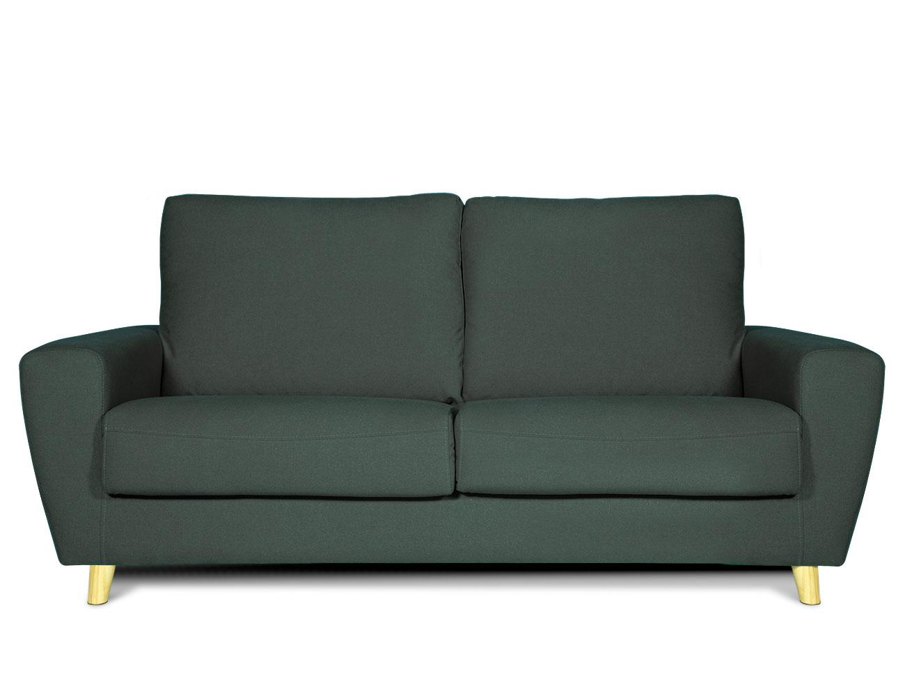 Sofa 3 plazas moderno grafito