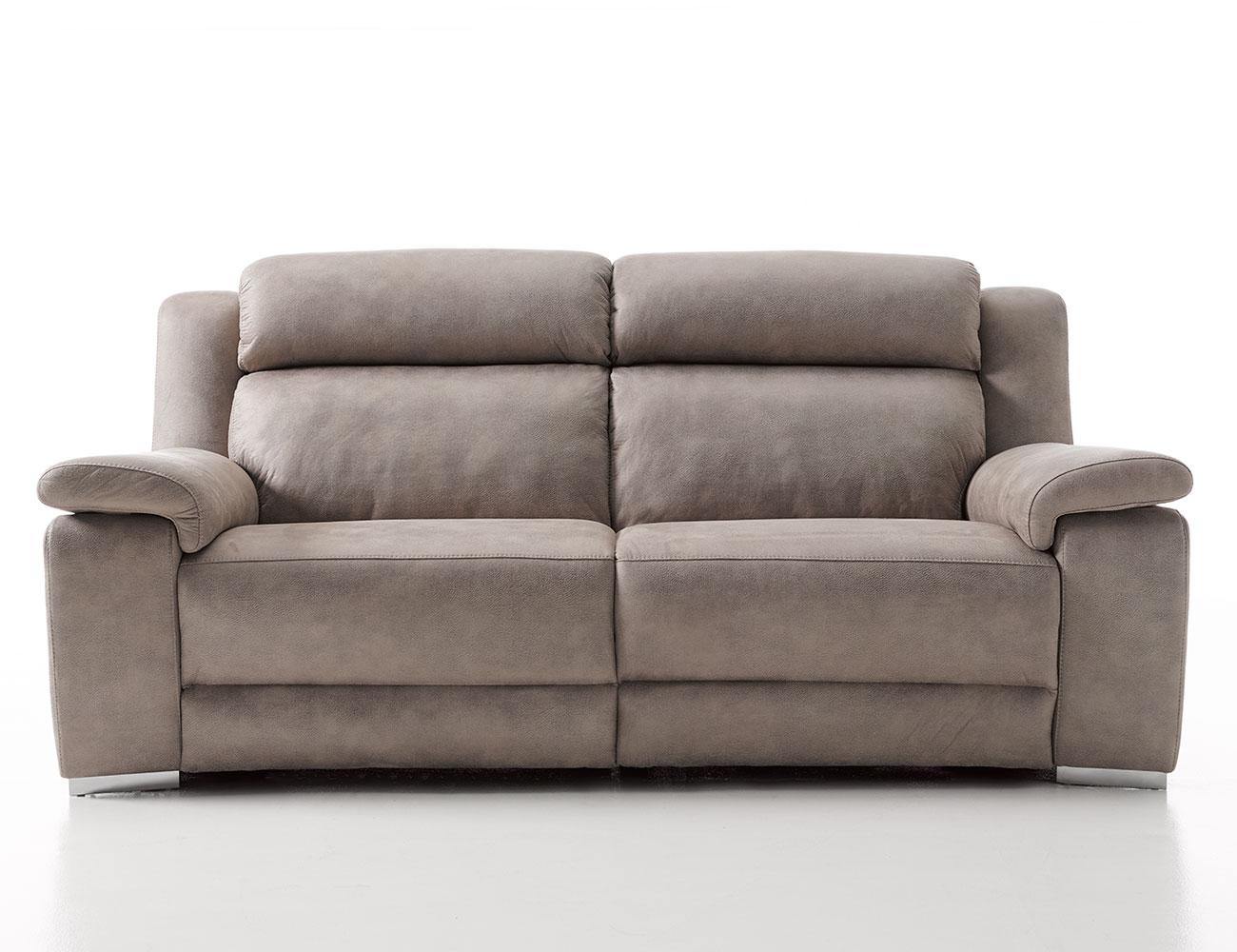 Sofa 3 plazas relax electrico motorizado
