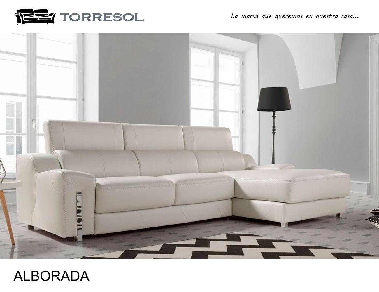 Sofa alborada torresol