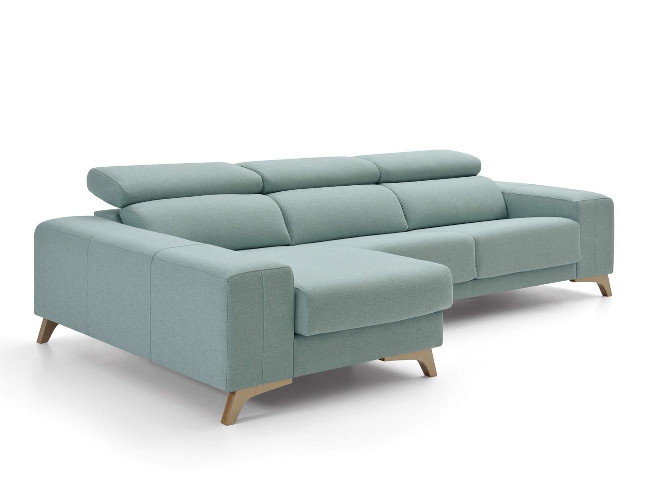 Sofa areca verde