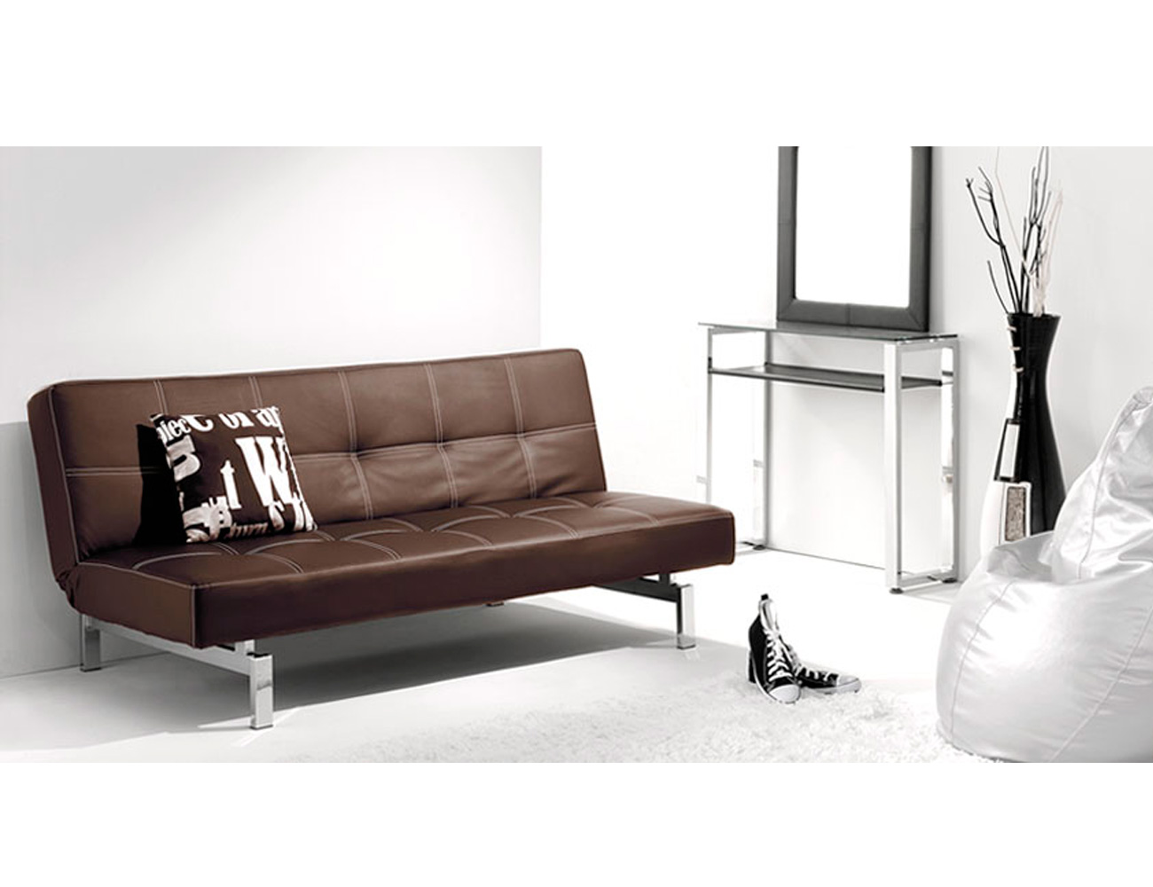 Sofa cama click clak chocolate