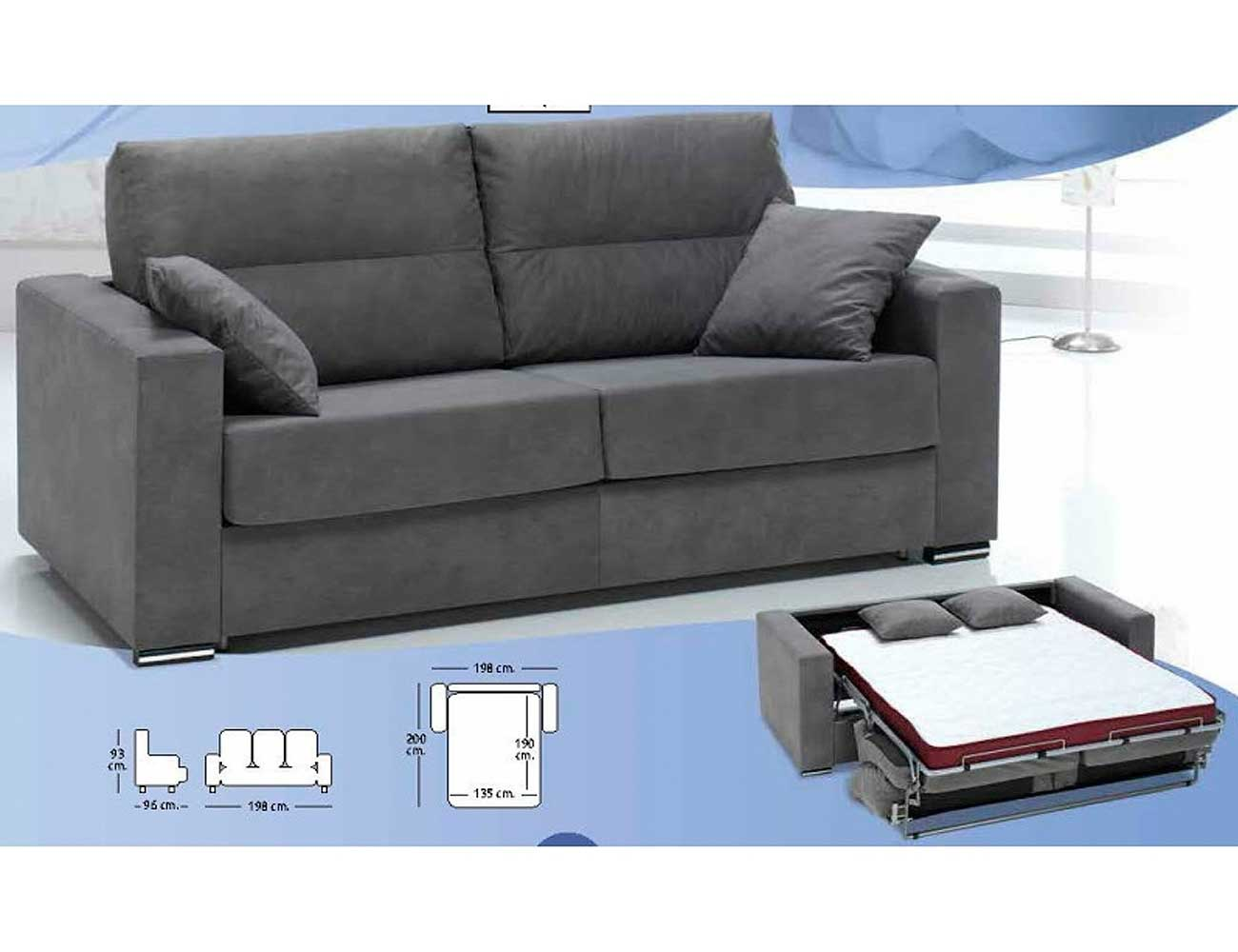 Sofa cama italiano 2