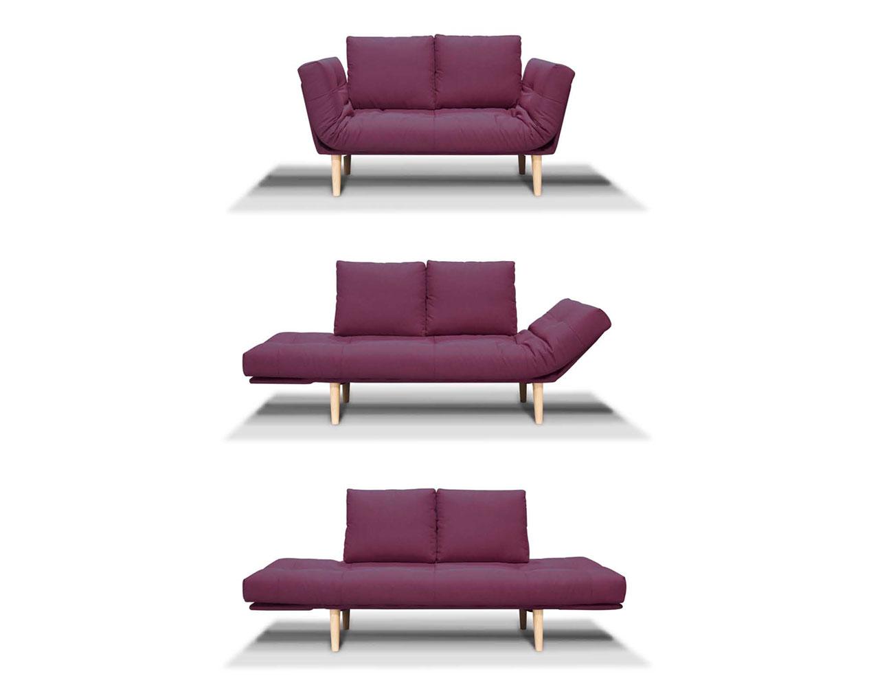 Sofa cama lila