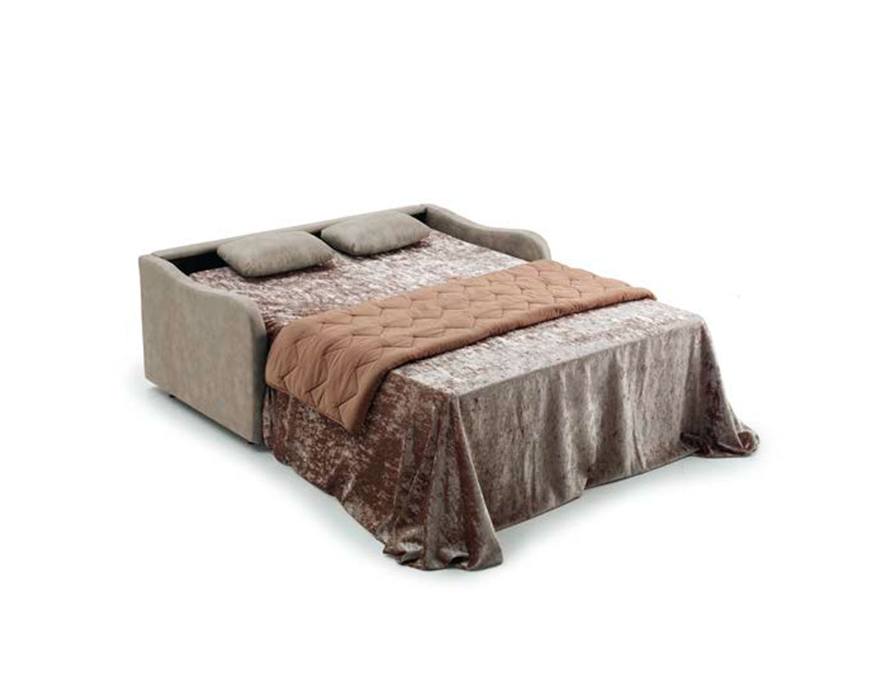 Sofa cama moderno apertura italiano mini 51