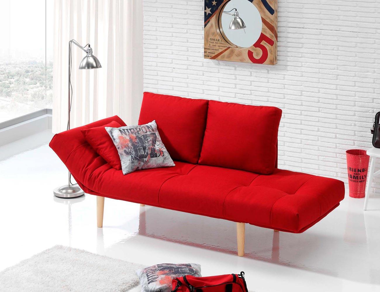 Sof cama convertible 18068 factory del mueble utrera for Sofa cama opiniones