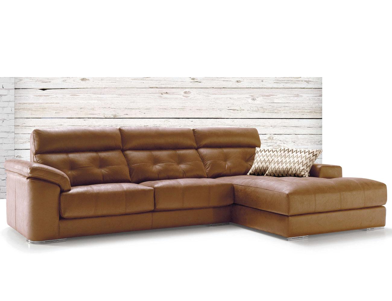 sof chaiselongue con asientos de viscoel stica 10055
