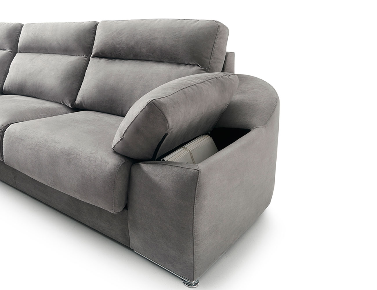 Sofa chaiselongue asientos viscolastica pedro ortiz 31