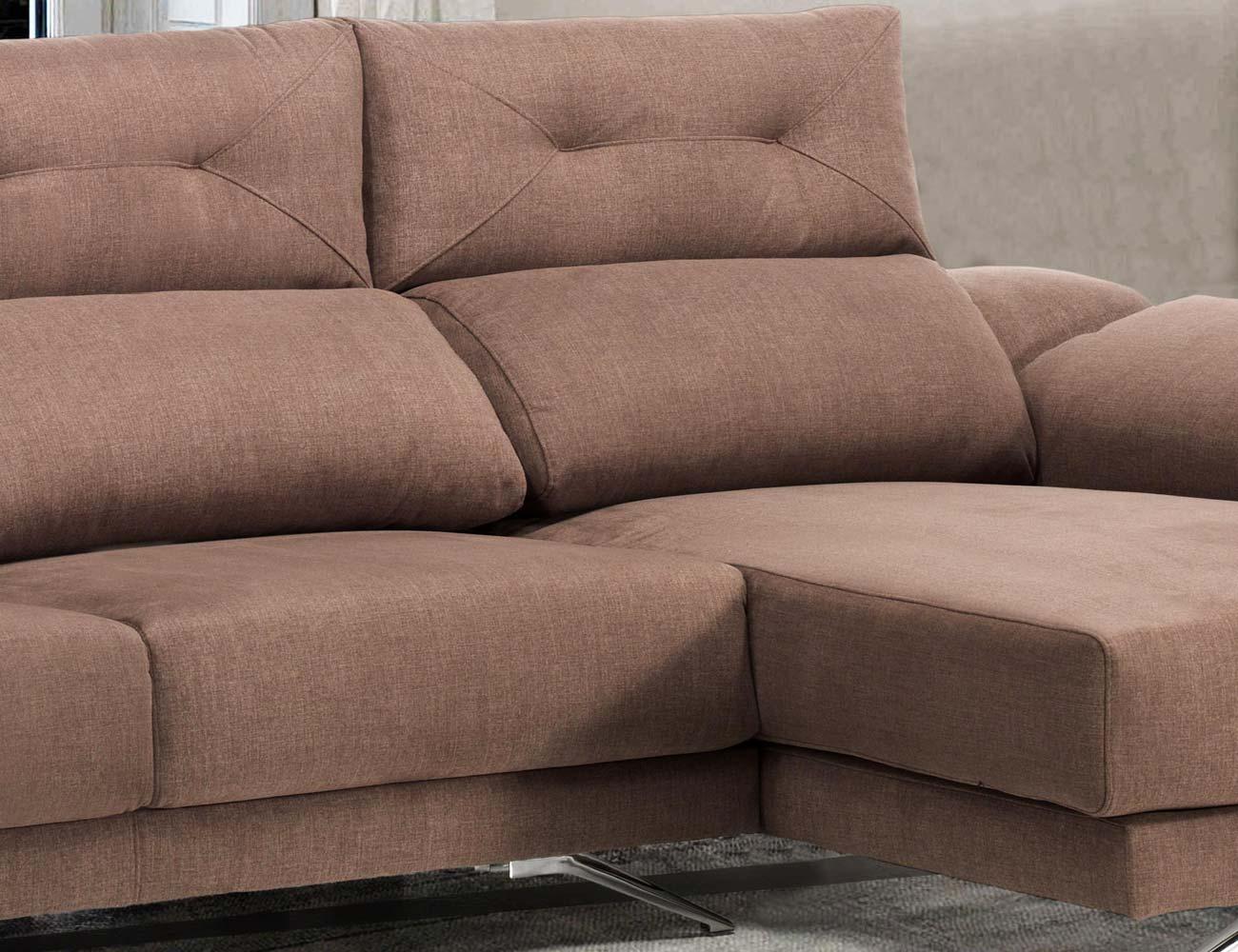Sofa chaiselongue florencia detalle 1