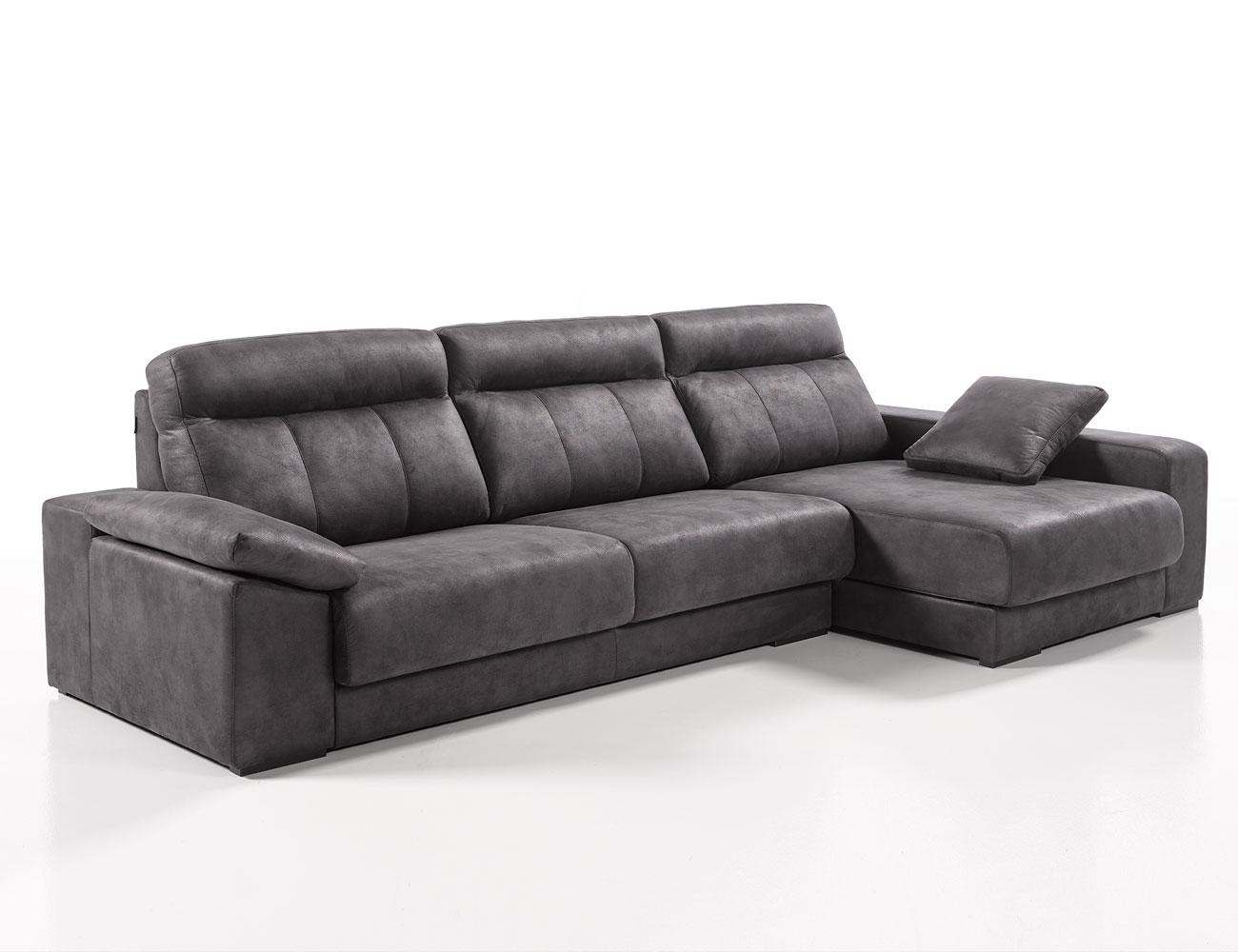 Sofa chaiselongue gama alta