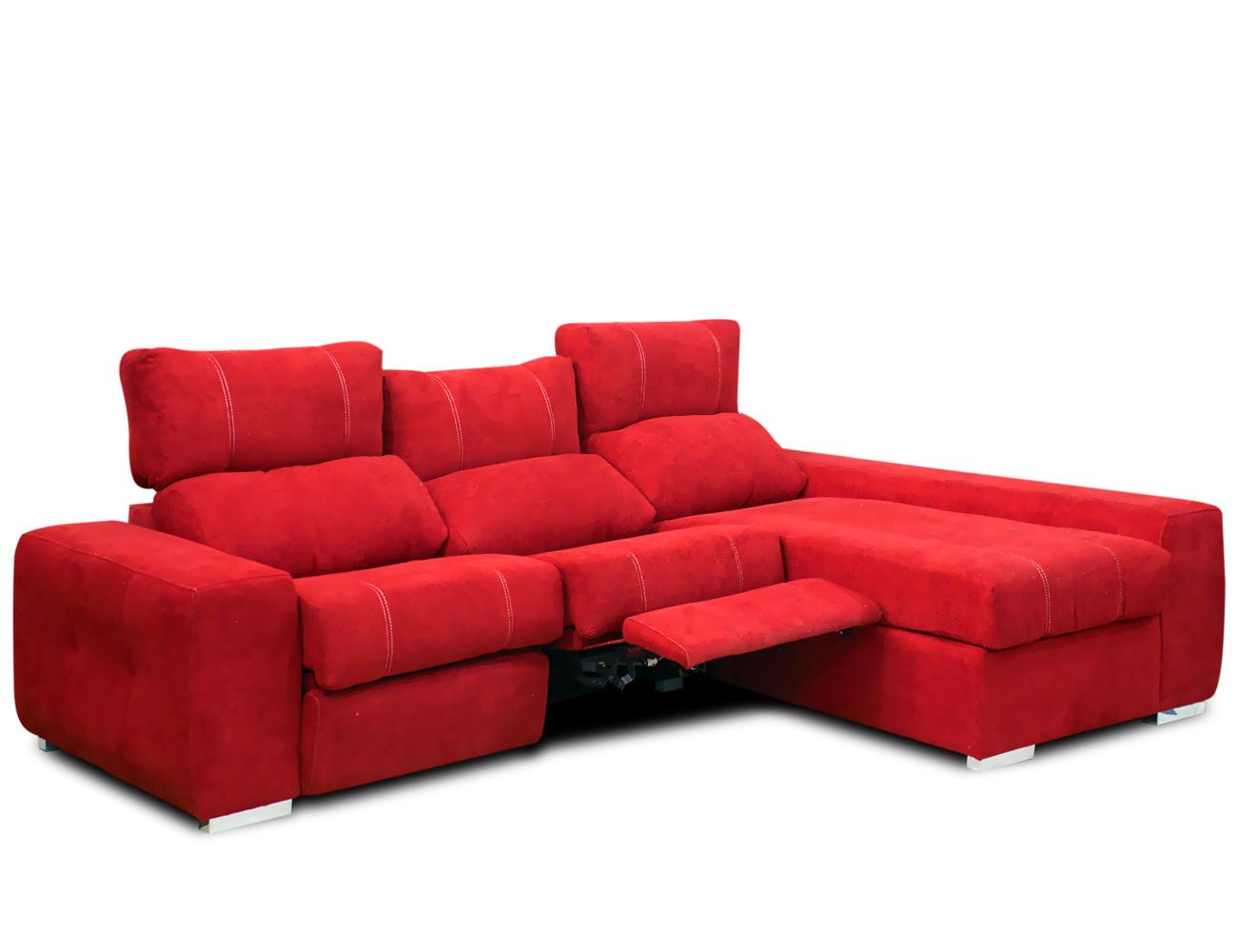 Sofa chaiselongue relax motor electrico 3