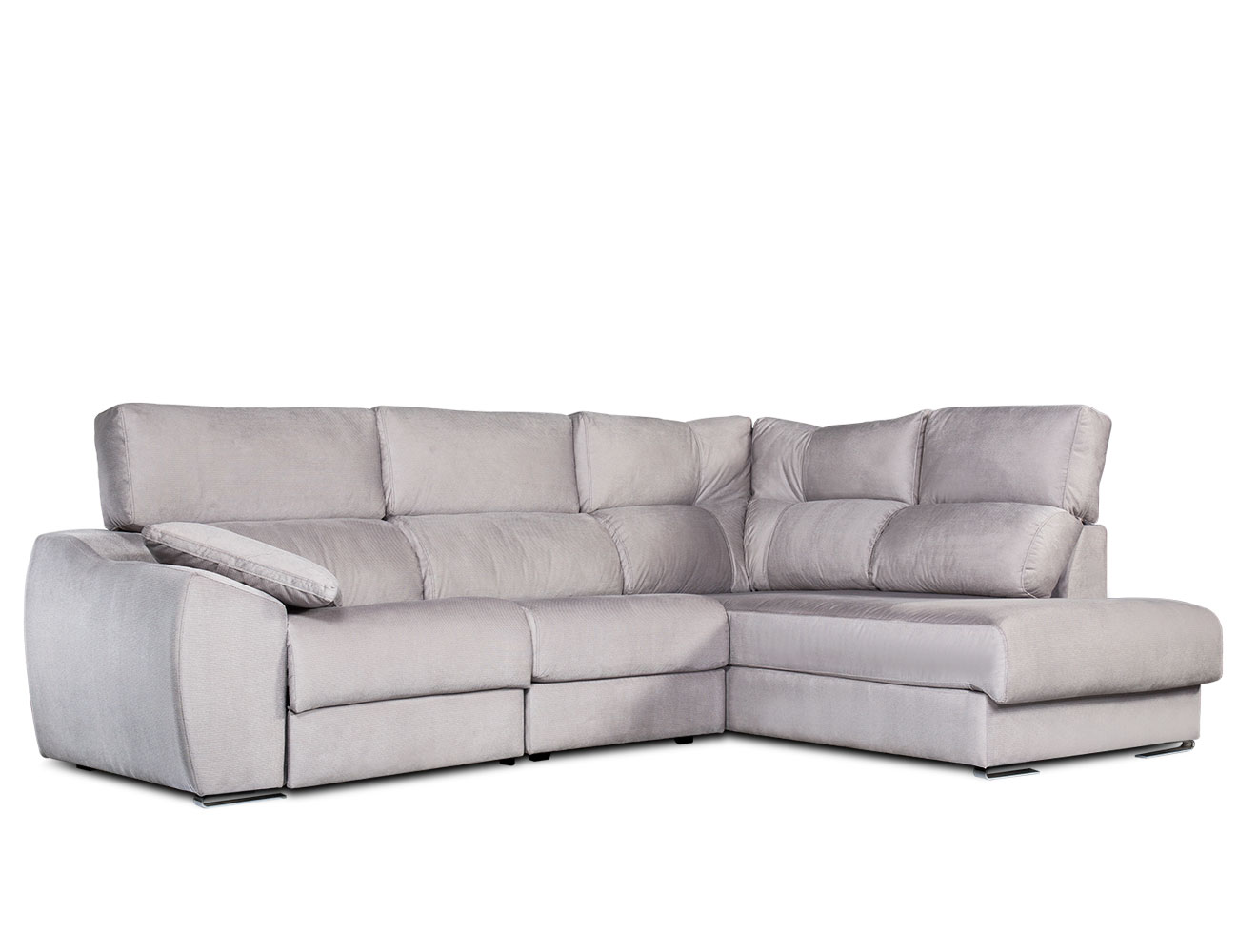 Sofa chaiselongue rincon electrico