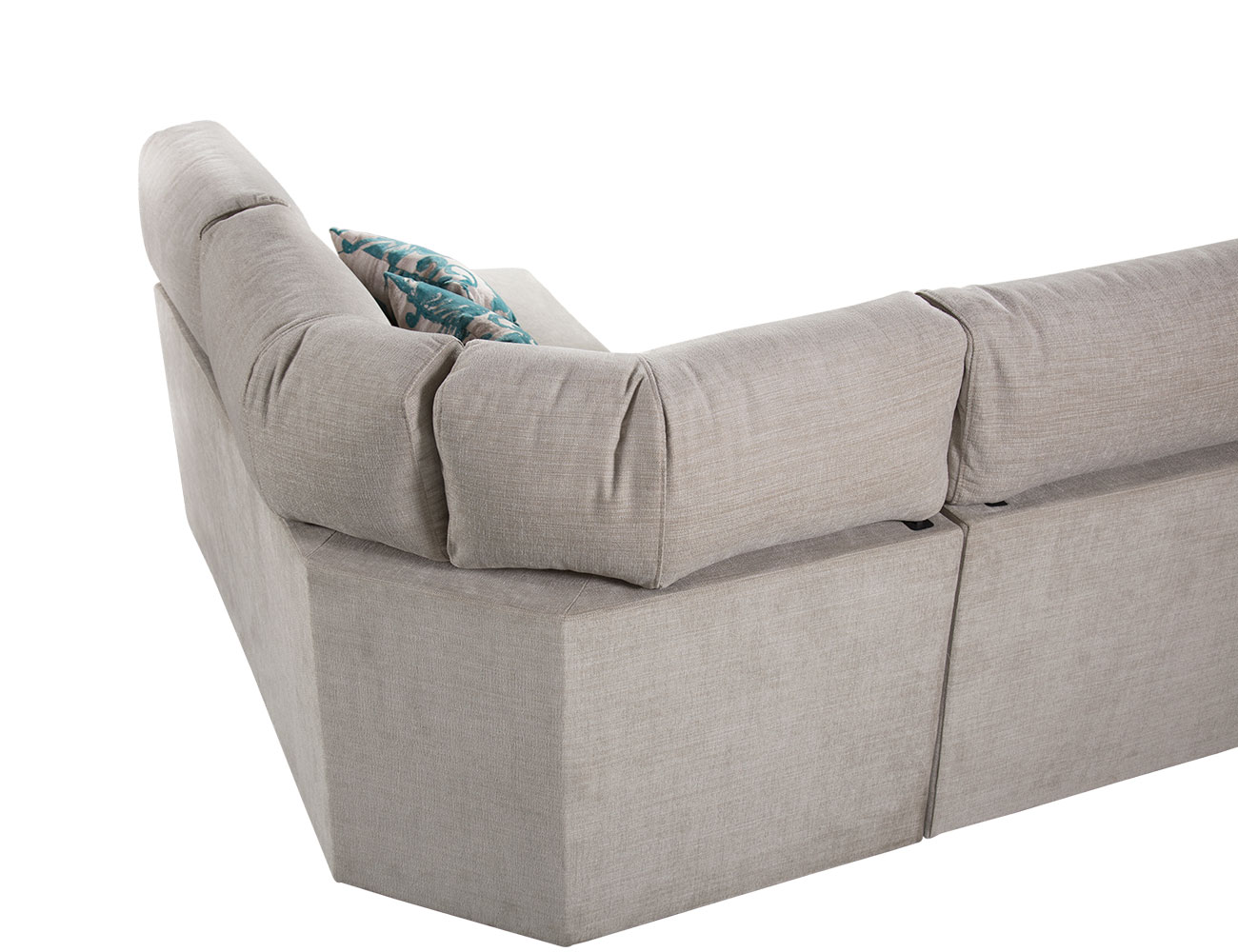 Sofa chaiselongue rincon