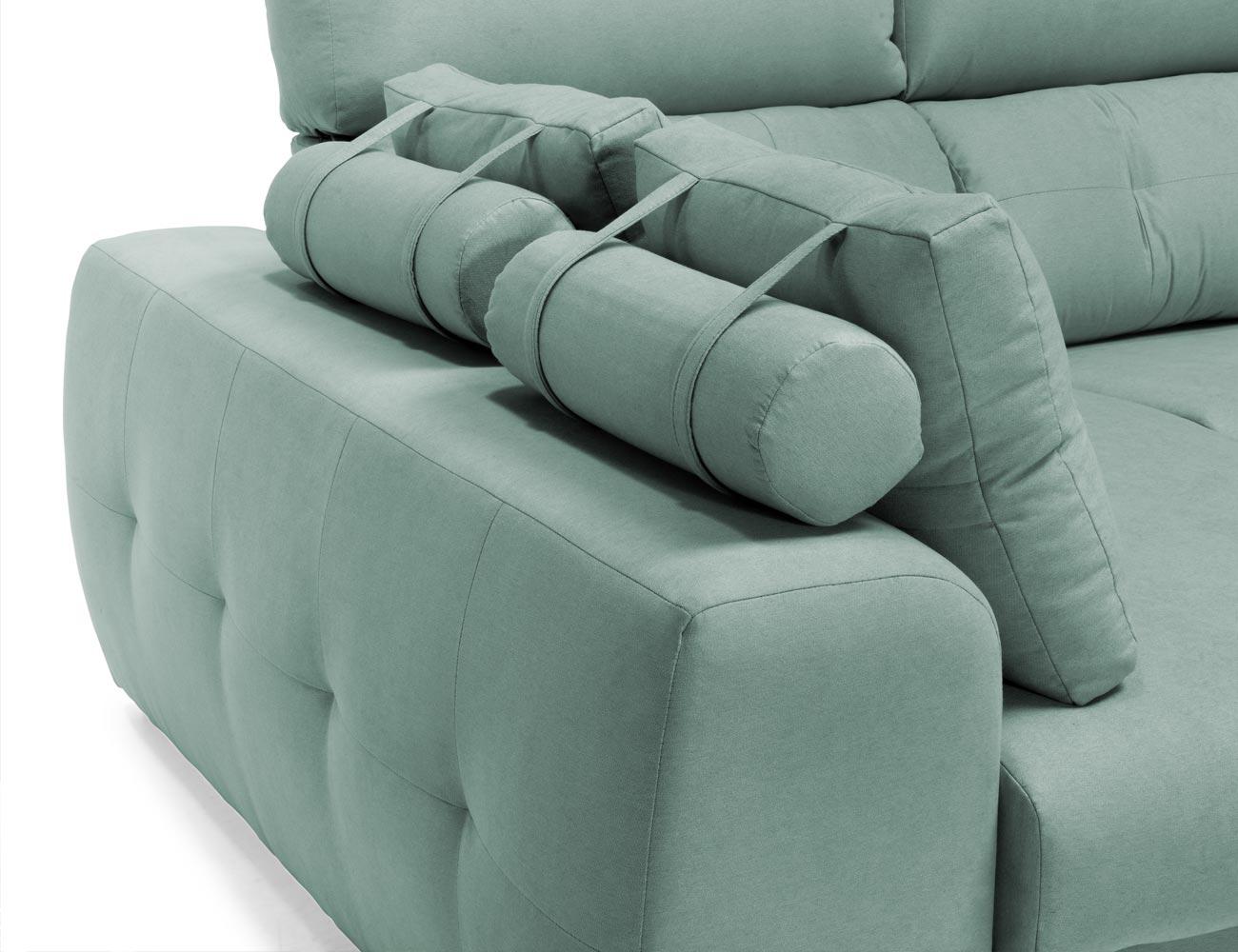 Sofa chaiselongue valetta detalle