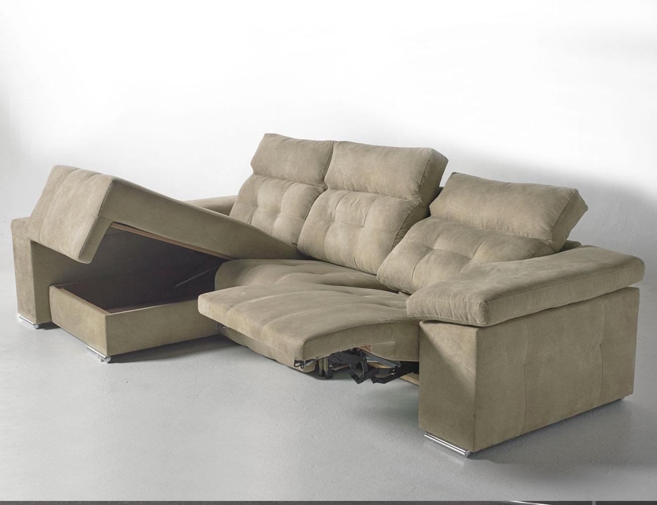 Sofa chaiselongue venecia 1