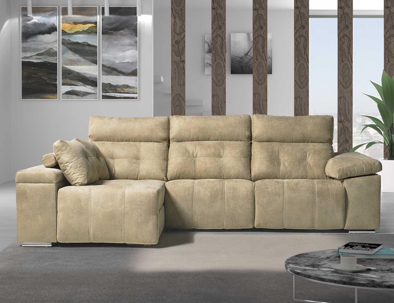 Sofa chaiselongue venecia